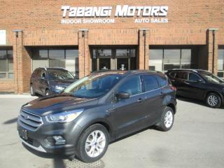 Used 2017 Ford Escape SE | NO ACCIDENTS | BIG SCREEN | REAR CAM | B/T for sale in Mississauga, ON