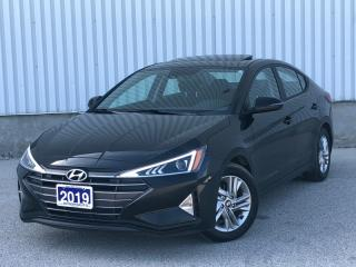 Used 2019 Hyundai Elantra Sunroof|Blind Spot|Lane Assist|Accident Free|WE FINANCE for sale in Mississauga, ON