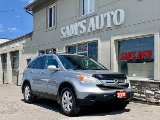 Used 2008 Honda CR-V 4WD  EX-L for sale in Hamilton, ON