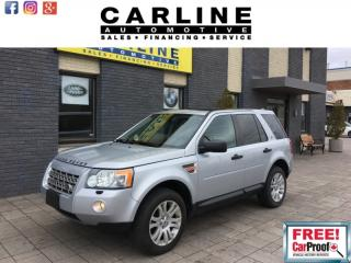 Used 2008 Land Rover LR2 AWD 4dr for sale in Nobleton, ON
