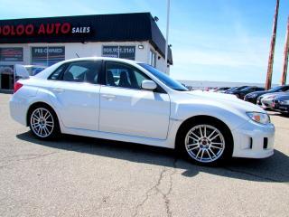 Used 2013 Subaru Impreza WRX STi STI TURBO AWD 6 SPEED MANUAL CERTIFIED for sale in Milton, ON