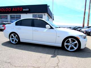Used 2009 BMW 3 Series 323i LEATHER SUNROOF CERTIFIED 2YR WARRANTY for sale in Milton, ON
