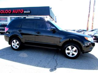 Used 2011 Subaru Forester 2.5X AWD Convenience Pkg Automatic Certified for sale in Milton, ON
