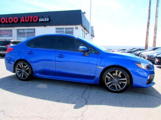 Used 2017 Subaru Impreza WRX WRX SPORT TECH NAVIGATION CAMERA CERTIFIED WARRANTY for sale in Milton, ON