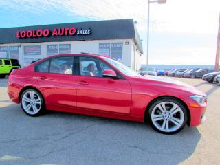 Used 2015 BMW 3 Series 328i Sedan 6 Speed Manual Navi Camera Certified for sale in Milton, ON
