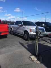 Used 2011 Ford F-150 LARIAT SUPERCREW 4X4 LEATHERROOF AND NAV for sale in Smiths Falls, ON