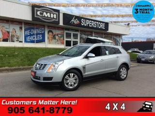 Used 2013 Cadillac SRX Luxury Collection  NAV DUAL-ROOF CAM BOSE BS for sale in St. Catharines, ON