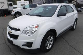 Used 2013 Chevrolet Equinox LS 2WD for sale in Burnaby, BC
