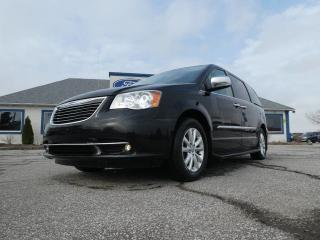 Used 2016 Chrysler Town & Country Limited- LOADED- REMOTE START- LEATHER- RUNNING BOARD for sale in Essex, ON