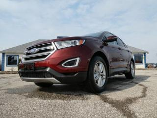 Used 2016 Ford Edge SEL- 2.0L ECO- BACKUP CAM- REMOTE START- NAV for sale in Essex, ON
