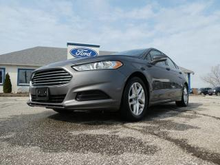 Used 2014 Ford Fusion SE- 2.5L- REMOTE START- REMOTE START- BACKUP CAM for sale in Essex, ON
