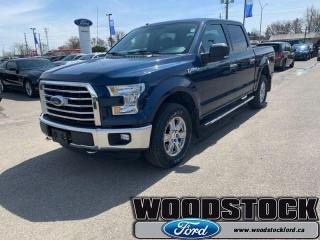 Used 2016 Ford F-150 F150  - One owner - Local - Trade-in for sale in Woodstock, ON