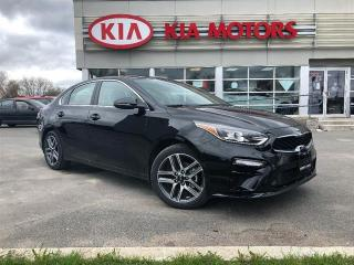New 2019 Kia Forte - for sale in Peterborough, ON