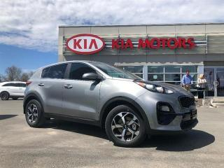 New 2020 Kia Sportage LX for sale in Peterborough, ON