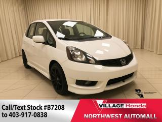 Used 2013 Honda Fit Sport for sale in Calgary, AB