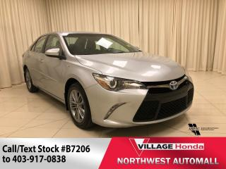 Used 2015 Toyota Camry HYBRID SE for sale in Calgary, AB