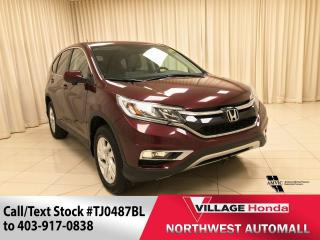 Used 2016 Honda CR-V EX AWD for sale in Calgary, AB