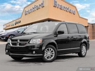 New 2019 Dodge Grand Caravan SXT Premium Plus  -  Uconnect - $224.76 B/W for sale in Brantford, ON