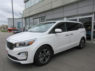 Used 2019 Kia Sedona SX Demo 8 seater / Sunroof/Android auto/ Camera/HUGE DEMO SALE ON- Limited time ONLY! for sale in Mississauga, ON