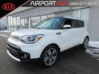 Used 2018 Kia Soul EX Tech Demo/Leather/NAV/Panoramic Sunroof for sale in Mississauga, ON