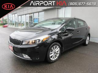 Used 2017 Kia Forte5 2.0L EX DEMO /Heated seats/Camera. for sale in Mississauga, ON