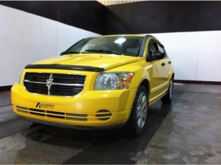 Used 2007 Dodge Caliber SXT for sale in St-Hubert, QC