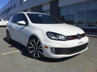Used 2013 Volkswagen Golf GTI GTI AUTOMATIQUE SEULEMENT 64199KMS for sale in Ste-Marie, QC