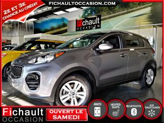 Used 2018 Kia Sportage LX Traction Intégrale for sale in Châteauguay, QC