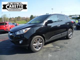 Used 2014 Hyundai Tucson GLS AWD for sale in East broughton, QC