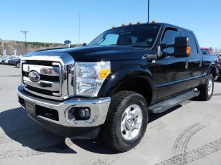 Used 2016 Ford F-250 XLT, FX4  CREW, 4X4,  V8 6.2L, BOITE COU for sale in Vallée-Jonction, QC