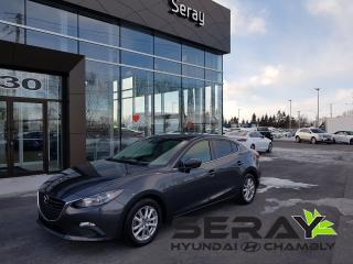Used 2015 Mazda MAZDA3 GS for sale in Chambly, QC