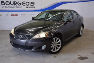 Used 2009 Lexus IS 250 Awd T.ouvrant for sale in Rawdon, QC