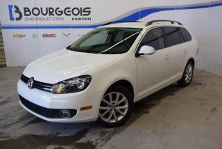 Used 2013 Volkswagen Golf Wagon 2.0 TDI for sale in Rawdon, QC
