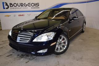 Used 2007 Mercedes-Benz S550 Awd T.ouvrant for sale in Rawdon, QC