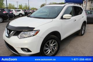 Used 2014 Nissan Rogue SL **CUIR**AWD** FINANCEMENT FACILE  !!! for sale in Laval, QC