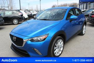 Used 2016 Mazda CX-3 GS for sale in Laval, QC