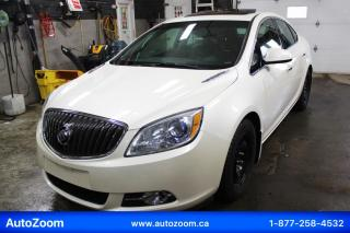Used 2012 Buick Verano 1SL for sale in Laval, QC