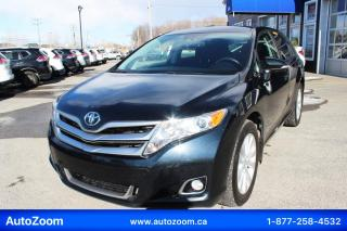 Used 2015 Toyota Venza **WOW** FINANCEMENT FACILE !!! for sale in Laval, QC
