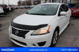 Used 2014 Nissan Sentra SR for sale in Laval, QC