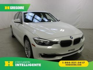 Used 2015 BMW 320 320i xDrive for sale in St-Léonard, QC
