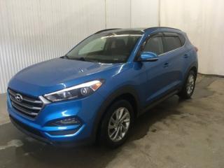 Used 2016 Hyundai Tucson Luxury Awd Gps Cuir for sale in Trois-Rivières, QC