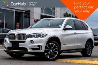 Used 2016 BMW X5 xDrive35i|Light.Pkg|H.K.Audio|Nav|Heat.Seats|Backup_Cam|Keyless_Go| for sale in Thornhill, ON