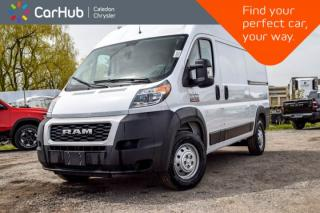 New 2019 RAM Cargo Van ProMaster New Cargo Van 2500 High Roof 136
