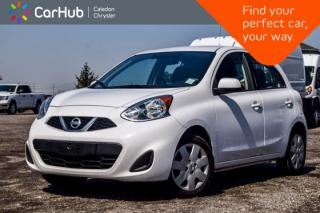 Used 2015 Nissan Micra SV Backup Camera Bluetooth Pwr windows Pwr Locks for sale in Bolton, ON