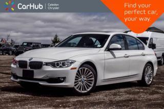 Used 2015 BMW 3 Series 328i xDrive|Navi|Sunroof|Bluetooth|Heated Front Seats|Leather|18