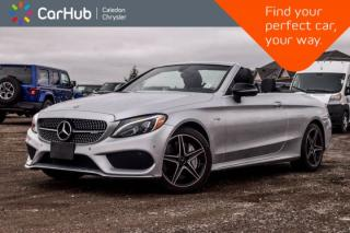 Used 2018 Mercedes-Benz C-Class AMG C 43 4Matic Cabriolet|Navi|Blind Spot|Backup Cam|Bluetooth|18