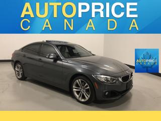 Used 2015 BMW 428i Gran Coupe i xDrive SPORT PKG|NAVIGATION|MOONROOF for sale in Mississauga, ON