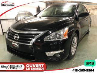 Used 2013 Nissan Altima 2.5 A/c Cruise for sale in Québec, QC