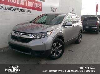 New 2019 Honda CR-V LX $206 BI-WEEKLY - $0 DOWN for sale in Cranbrook, BC
