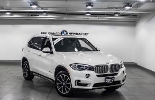 Used 2017 BMW X5 xDrive35i -1OWNER|NO ACCIDENTS| for sale in Newmarket, ON
